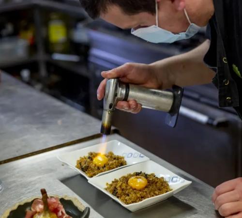 Un cóctel de naturaleza y gastronomía a tiro de Pamplona